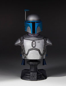 STAR WARS GENTLE GIANT BUSTE 1/6 JANGO FETT 19 CM