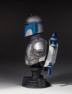 Photo du produit STAR WARS GENTLE GIANT BUSTE 1/6 JANGO FETT 19 CM Photo 2