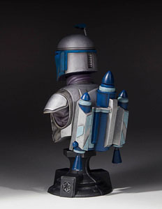 Photo du produit STAR WARS GENTLE GIANT BUSTE 1/6 JANGO FETT 19 CM Photo 3