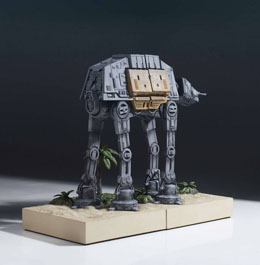 Photo du produit STAR WARS SERRE-LIVRES AT-ACT 30 CM Photo 2