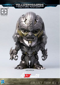 TRANSFORMERS LE DERNIER CHEVALIER FIGURINE SUPER DEFORMED MEGATRON