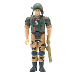 Photo du produit ALIENS WAVE 1 FIGURINE REACTION HUDSON 10 CM - SUPER7 Photo 1