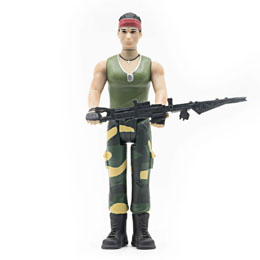 Photo du produit ALIENS WAVE 1 FIGURINE REACTION VASQUEZ 10 CM - SUPER7 Photo 1