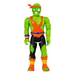 Photo du produit FIGURINE SUPER7 TOXIC CRUSADERS WAVE 1 REACTION TOXIE 10 CM Photo 1