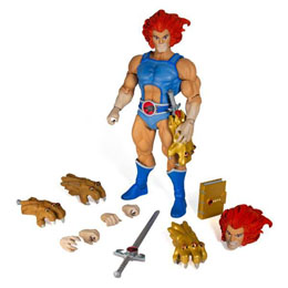 THUNDERCATS FIGURINE ULTIMATES LION-O 18 CM