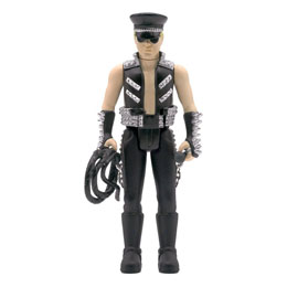 JUDAS PRIEST FIGURINE REACTION ROB HALFORD 10 CM