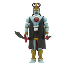 COSMOCATS FIGURINE REACTION SUPER7 MUMM-RA 10 CM
