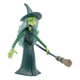 L´ÉTRANGE NOËL DE MR. JACK FIGURINE SUPER7 REACTION WITCH 10 CM