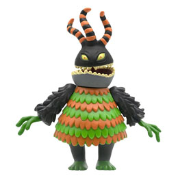 L´ÉTRANGE NOËL DE MR. JACK FIGURINE SUPER7 REACTION HARLEQUIN DEMON 10 CM