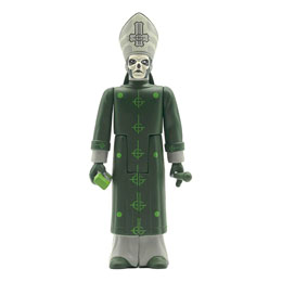 GHOST FIGURINE REACTION PAPA EMERITUS III (MUMMY DUST) 10 CM
