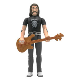 MOTORHEAD FIGURINE REACTION LEMMY 10 CM
