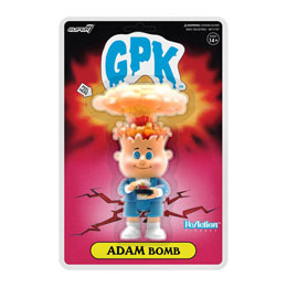 Photo du produit GARBAGE PAIL KID FIGURINE SUPER7 REACTION ADAM BOMB NYCC 10 CM Photo 1