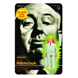 Photo du produit ALFRED HITCHCOCK FIGURINE SUPER7 REACTION ALFRED HITCHCOCK MONSTER GLOW 10 CM Photo 1