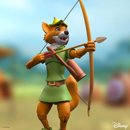 Photo du produit Robin Hood figurine Disney Ultimates Robin Hood Stork Costume 18 cm Photo 3