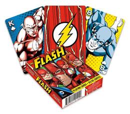 DC Comics jeu de cartes à jouer Flash