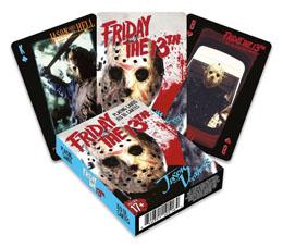Vendredi 13 jeu de cartes à jouer Jason
