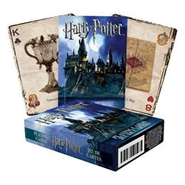 Harry Potter jeu de cartes à jouer Wizarding World