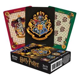 Harry Potter jeu de cartes à jouer Crests