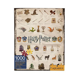 PUZZLE HARRY POTTER ICONS (1000 PIÈCES)