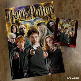 HARRY POTTER PUZZLE COLLAGE (1000 PIÈCES)