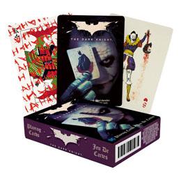 The Dark Knight jeu de cartes à jouer Joker