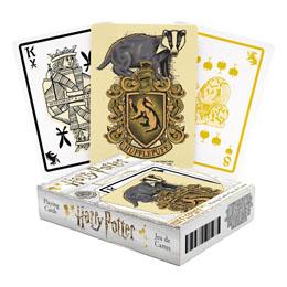 Harry Potter jeu de cartes à jouer Poufsouffle