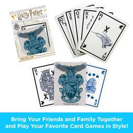 Photo du produit Harry Potter jeu de cartes à jouer Serdaigle Photo 1
