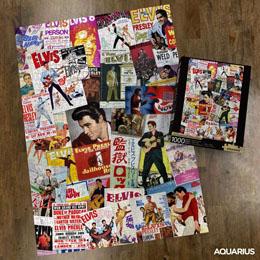 Photo du produit Elvis Presley puzzle Movie Poster Collage (1000 pièces) Photo 1