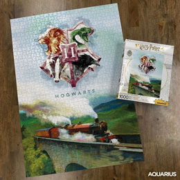Photo du produit HARRY POTTER PUZZLE EXPRESS (1000 PIÈCES) Photo 1