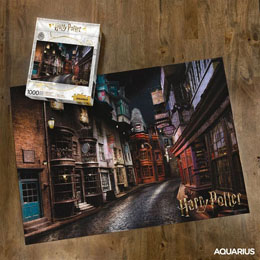 HARRY POTTER PUZZLE CHEMIN DE TRAVERSE (1000 PIÈCES)