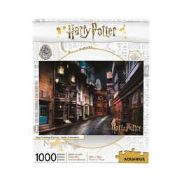 Photo du produit HARRY POTTER PUZZLE CHEMIN DE TRAVERSE (1000 PIÈCES) Photo 1