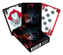 ça Chapitre 2 jeu de cartes à jouer Movie
