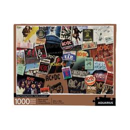 Photo du produit AC/DC PUZZLE ALBUMS (1000 PIÈCES) Photo 1