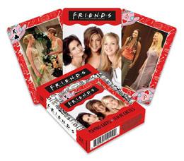 Friends jeu de cartes à jouer Girls
