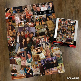 FRIENDS PUZZLE COLLAGE (1000 PIÈCES)