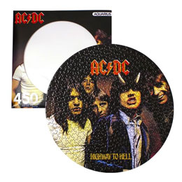 AC/DC PUZZLE DISC HIGHWAY TO HELL (450 PIÈCES)