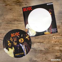 Photo du produit AC/DC PUZZLE DISC HIGHWAY TO HELL (450 PIÈCES) Photo 1