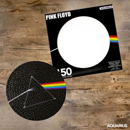 Photo du produit PINK FLOYD PUZZLE DISC DARK SIDE (450 PIÈCES) Photo 1