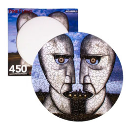 PINK FLOYD PUZZLE DISC DIVISION BELL (450 PIÈCES)