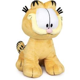 Peluche Garfield assis 27cm