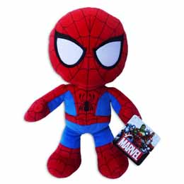 Photo du produit PELUCHE SPIDERMAN MARVEL 25 CM