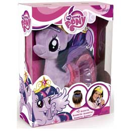 PELUCHE MON PETIT PONEY MY LITTLE PONY AMISTAD MAGICA