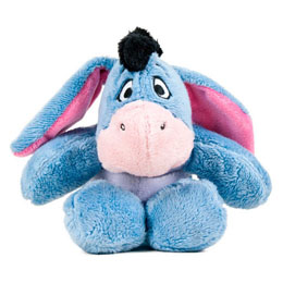 PELUCHE DISNEY WINNIE L'OURSON BOURRIQUET DOUCE 27 CM