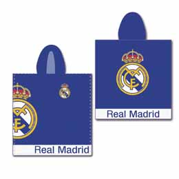 Poncho Real Madrid