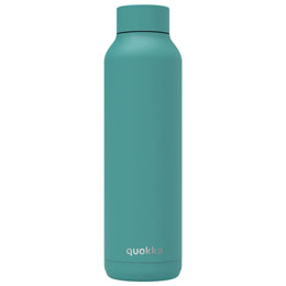 BOUTEILLE SOLID BOLD TURQUOISE POWDER QUOKKA 630ML