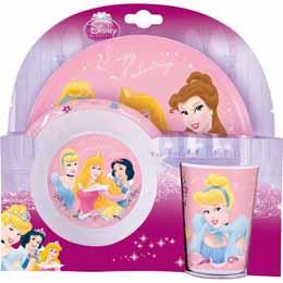 Coffret déjeuner Disney Princesses