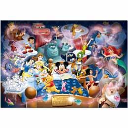 Puzzle Disney Rêve 1000 pièces