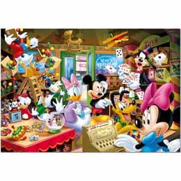 Puzzle Disney Magasin de jouets Noel 1000 pièces