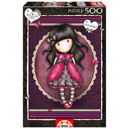 PUZZLE LADYBIRD GORJUSS 500 PIECES