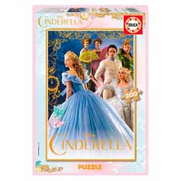 PUZZLE CENDRILLON 200 PIECES